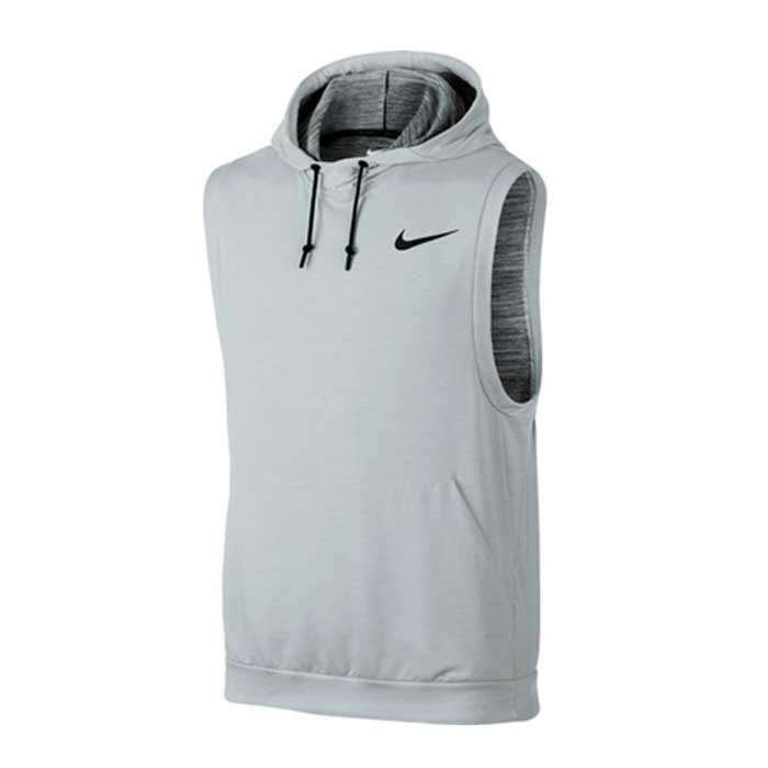b3b403c179436 Adonis Creed's Sleeveless Nike Training Hoodie - Total Rocky Shop