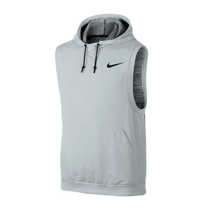 c143953a8d06c5 Adonis Creed s Sleeveless Nike Training Hoodie - Total Rocky Shop