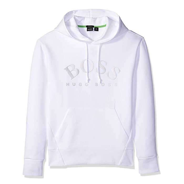 Rocky Iv Hugo Boss White Hoodie Total Rocky Shop