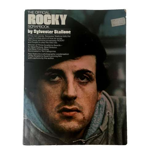 """The Official Rocky Scrapbook"""