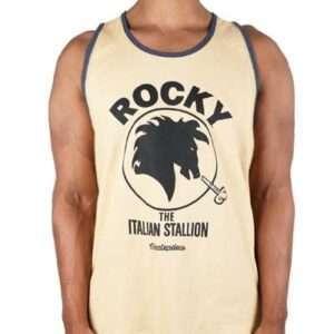 """Rocky Balboa """"Rocky II"""" Training Tank"""