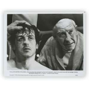 Vintage Original Release 1976 Rocky and Mickey 8×10 Photo