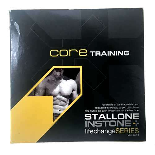 Sylvester Stallone Workout Video