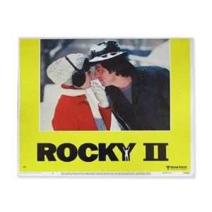Rocky 2 Lobby Card