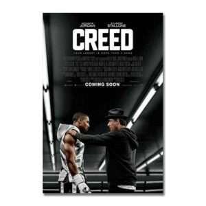 Creed Original Poster